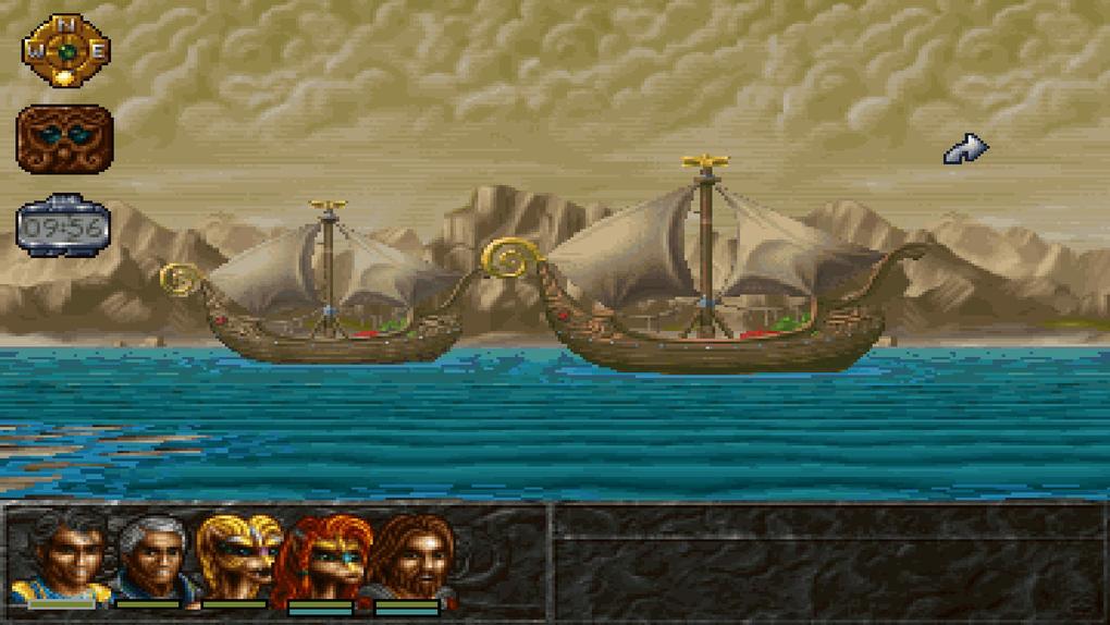 Скриншот №1 к Albion