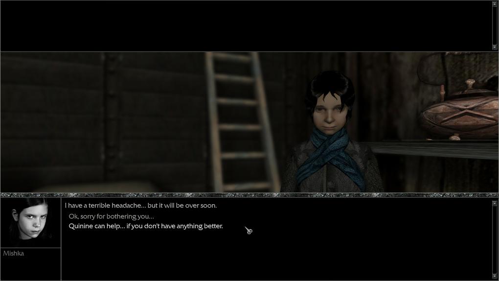 Скриншот №10 к Pathologic Classic HD