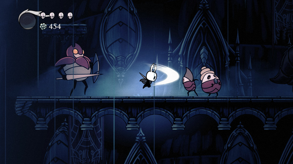 Скриншот №15 к Hollow Knight
