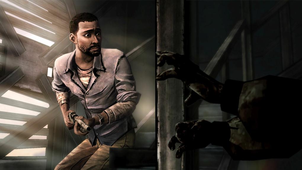 Скриншот №3 к The Walking Dead Season One
