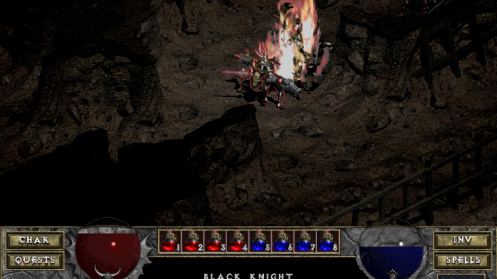 Скриншот №5 к Diablo + Hellfire