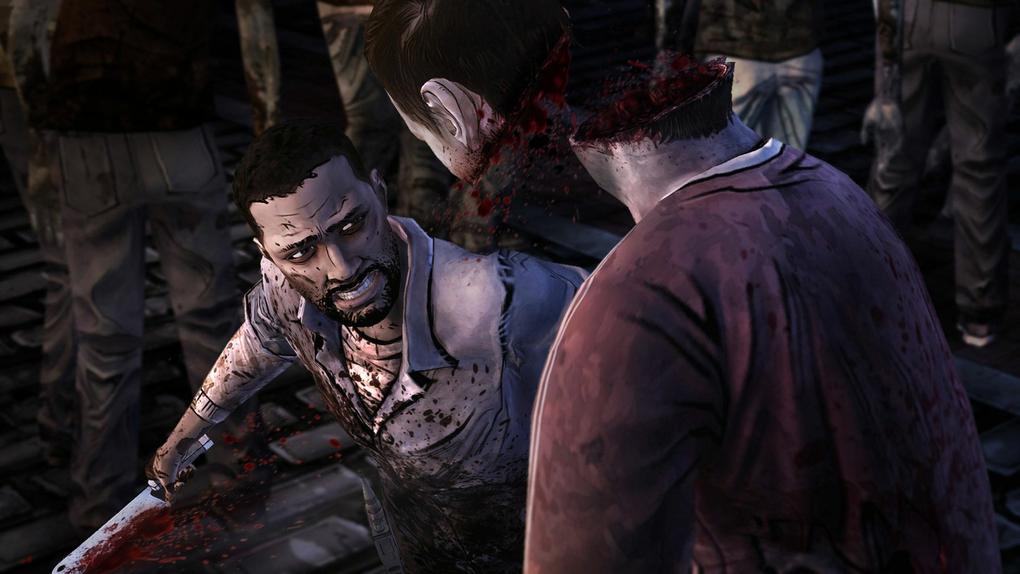 Скриншот №4 к The Walking Dead Season One