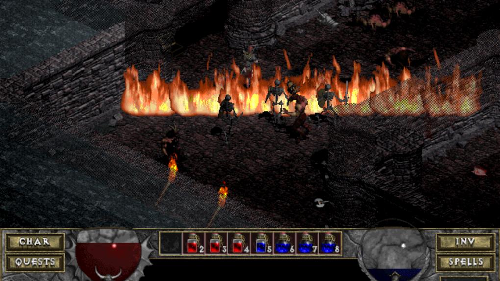 Скриншот №17 к Diablo + Hellfire