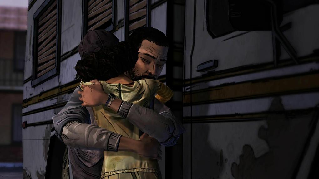 Скриншот №12 к The Walking Dead Season One